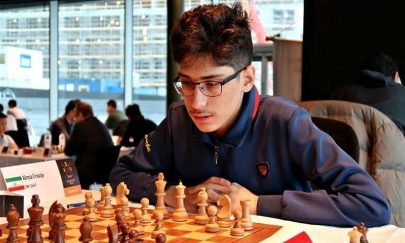 фируджа шахматист фото