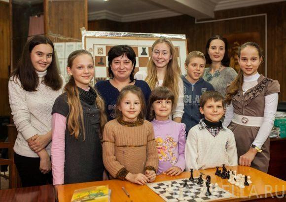 Оксана Грицаева