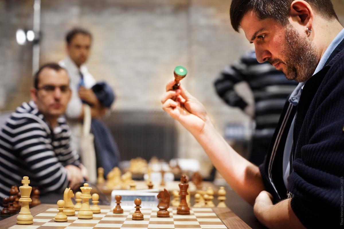 Гроссмейстер в шахматах