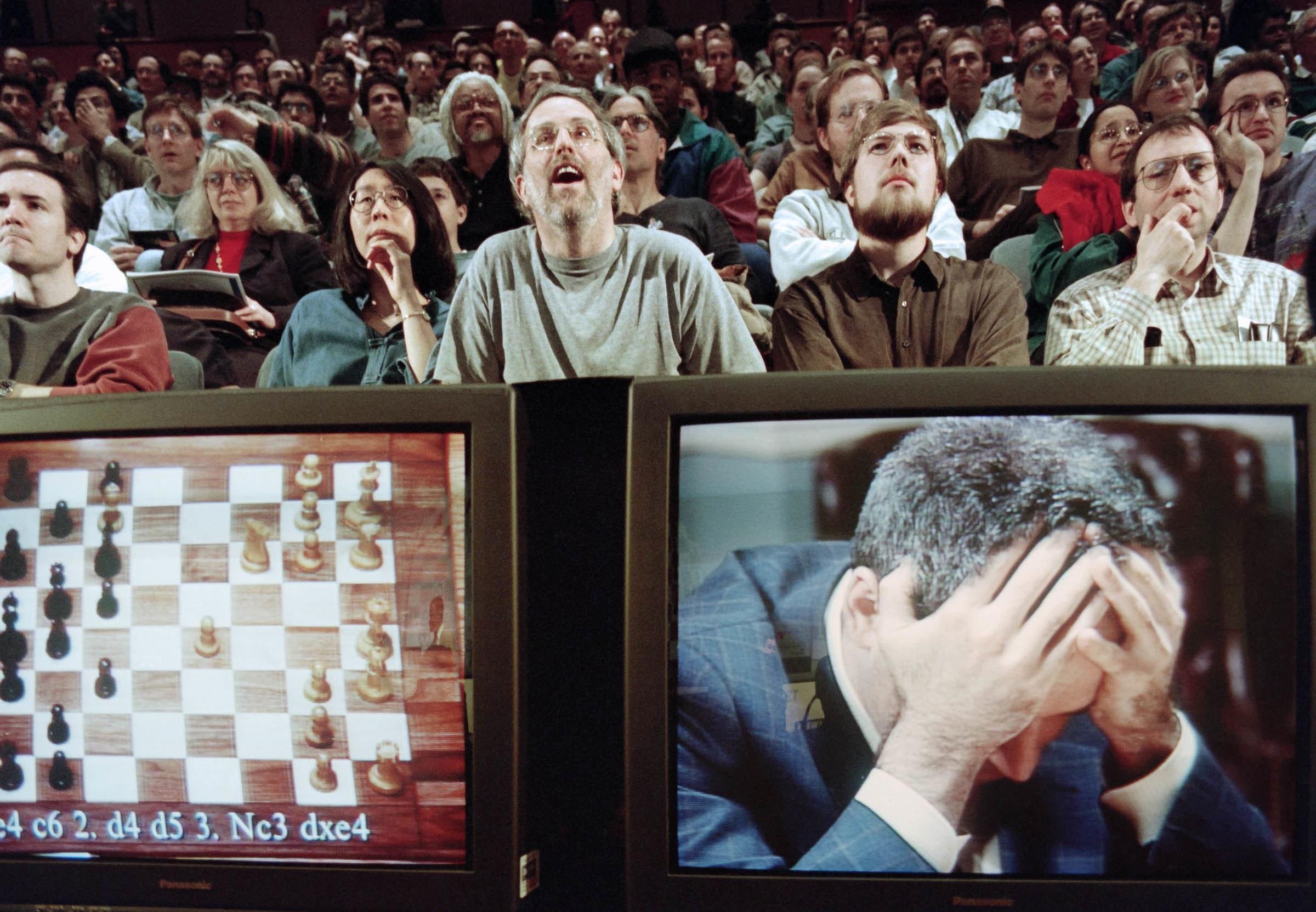 Гарри Каспаров про AlphaZero и искусственный интеллект