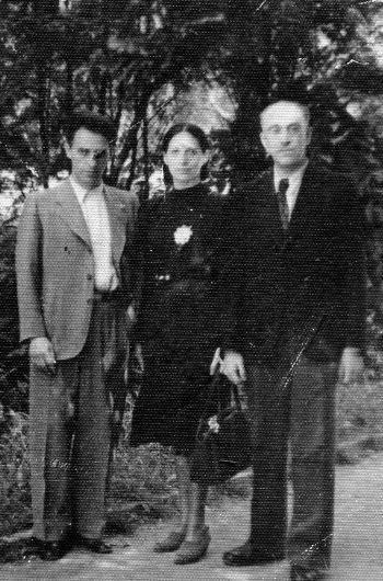 Миша Таль: история о двух отцах