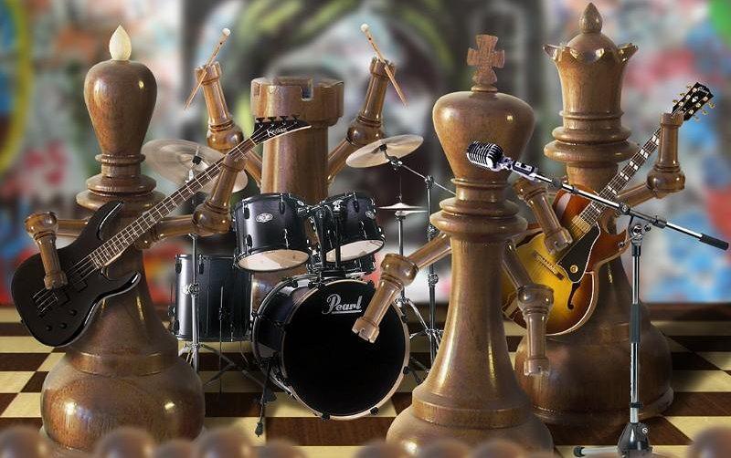 Песни про шахматы