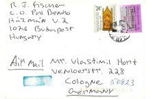 Утраченное письмо Бобби Фишера