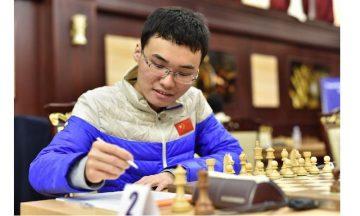 юй янъи шахматист