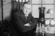 Александр Алехин шахматист фото