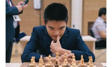 Джеффри Шонг шахматист фото