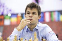 Магнус Карлсен шахматист