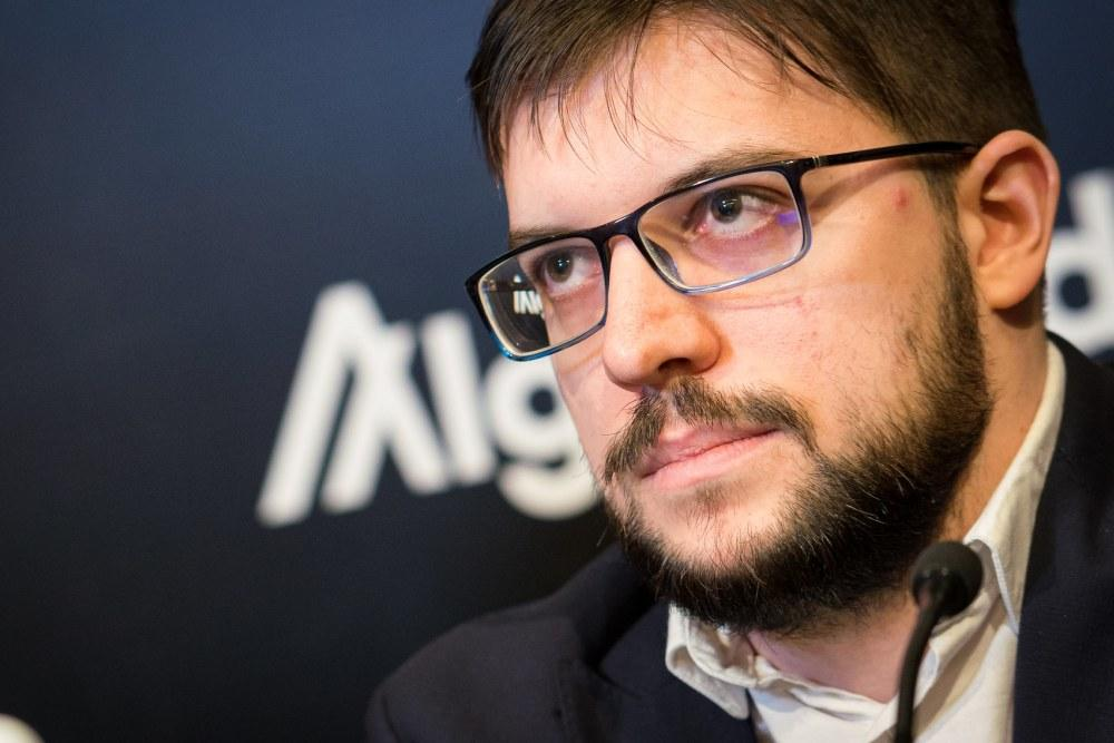 Максим Вашье-Лаграв: «Странно играть в шахматы в такое время…»