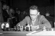 Михаил Ботвинник шахматист фото