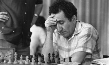 Тигран Петросян шахматист фото