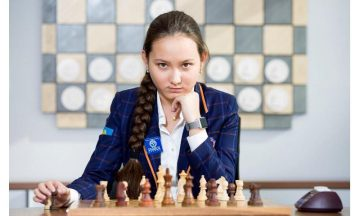 жансая абдумалик шахматистка