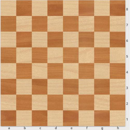 что такое шахматная доска