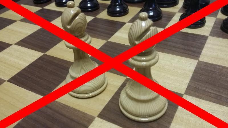 Игра против пары слонов