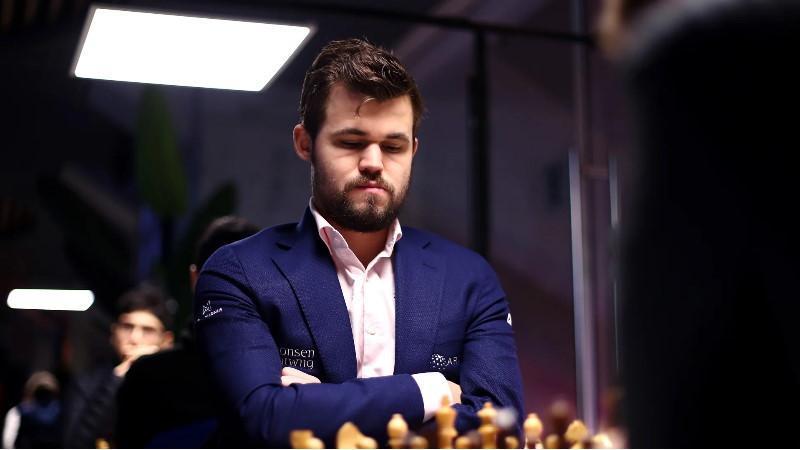 карлсен шахматы карантин