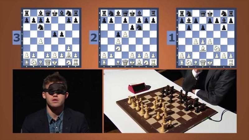 Шахматы вслепую