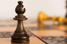 слон сильнее коня в шахматах