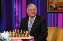 Анатолий Карпов шахматист биография