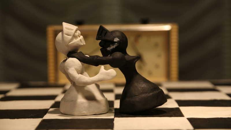 Базы шахматных партий