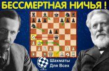 бессмертная ничья шахматы
