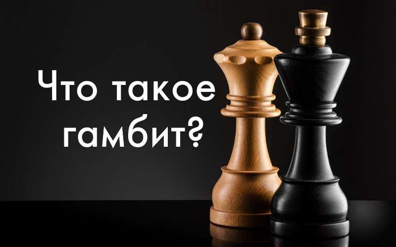 Гамбит в шахматах