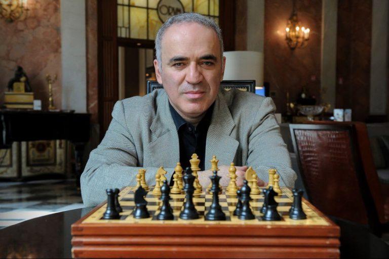Гарри Каспаров шахматист фото