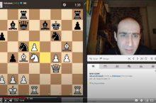 гельман борется шахматы партии