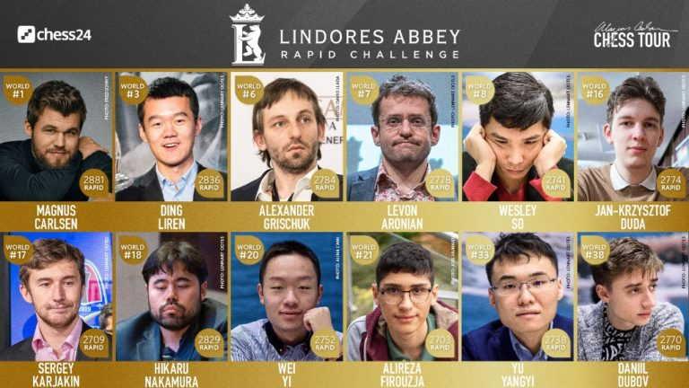 Lindores Abbey Rapid Challenge