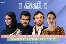 мемориал стейница шахматы 2020