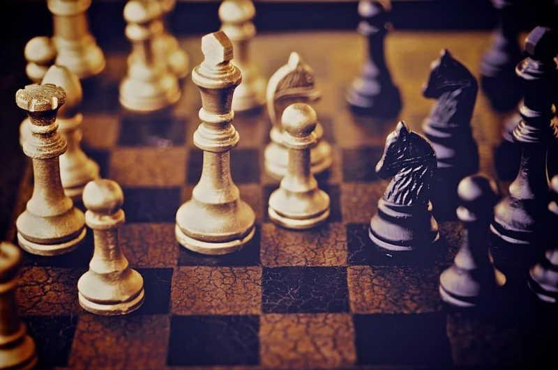 слабые поля в шахматах