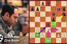 таль связки шахматы