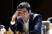 Владимир Крамник шахматист биография