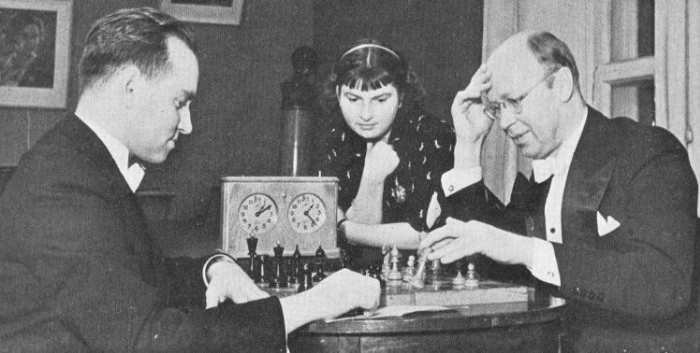Интервью с Морриконе о шахматах