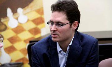 Петер Леко шахматист
