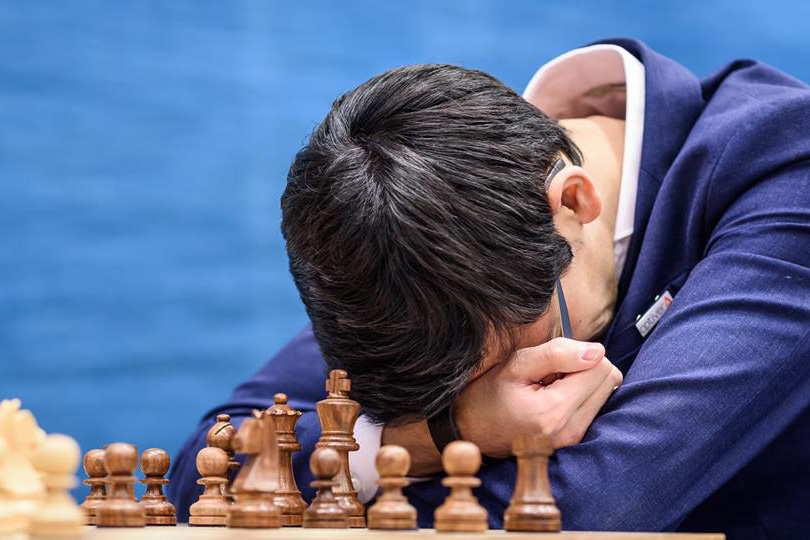 страхи шахматистов