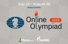 шахматы олимпиада 2020