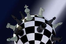 шахматы пространство