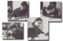 Тринадцать супергроссмейстеров