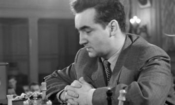 Марк Тайманов шахматист