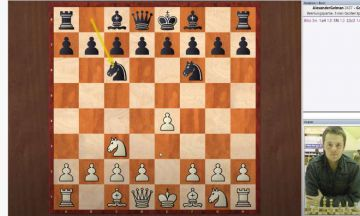 жертва коневое танго шахматы