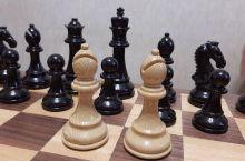 Жертва двух слонов шахматы