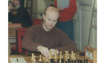 Александр Кочиев шахматист