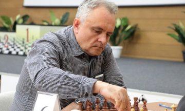 Алексей Безгодов шахматы