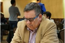 Алексей Ермолинский шахматист