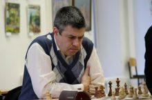 Андрей Зонтах шахматы