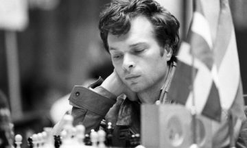 Дьюла Сакс шахматист