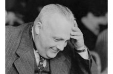 Ефим Боголюбов шахматист