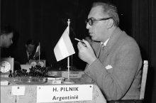 герман пильник шахматист