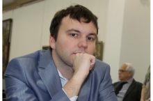 Игорь Лысый шахматист