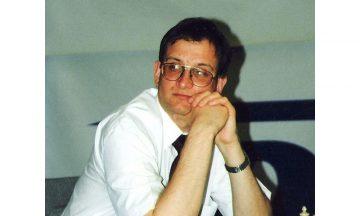 Михаил Красенков шахматист