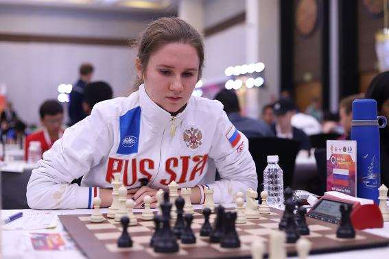 Полина Шувалова